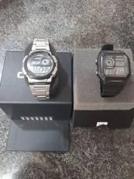 2 relógios Casio