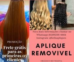 Aplique Removivel (FRETE GRÁTIS)