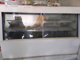 Balcão refrigerador 2 portas