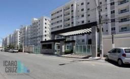 Apartamento com 2 dormitórios à venda, 51 m² por R$ 265.000,00 - Buraquinho - Lauro de Fre