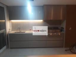 Apartamento com 3 dormitórios para alugar, 202 m² por R$ 12.000/mês - Jardim das Perdizes