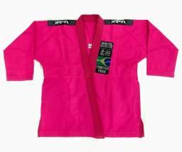 Kimono Jiu jitsu Rosa