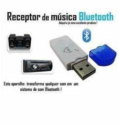 Bluetooth para som de carro ou Microsystems