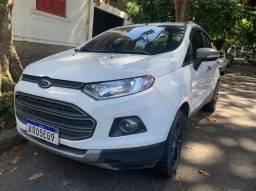 Ford Ecosport 1.6 Freestyle aut flex + couro + gnv