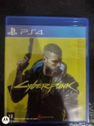 Cyberpunk 2077. PS4