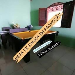 BILHARES E SINUCAS