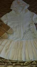 Lindas roupas menina veste do 4 ao 6