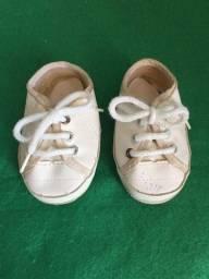 Mini Tenis Infantil Branco