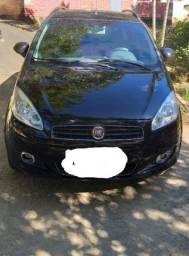 Fiat ideia 2013 top em conservação