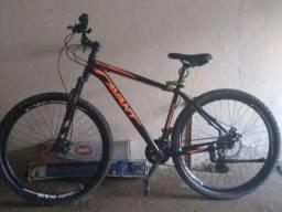 Título do anúncio: Bike aro 29  6 meses de uso