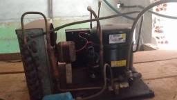 Unidade condensadora tecunsen