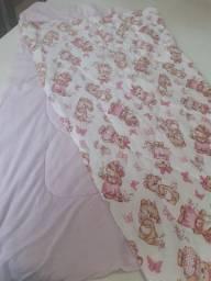 Lotinho de cobertores infantis
