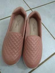 Sapato rosa - tamanho 36