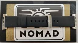 Pulseira De Couro Apple Watch Series 6 5 4 Waterproof Nomad