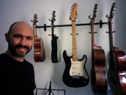 Cavaquinho, banjo e violão (Aulas)
