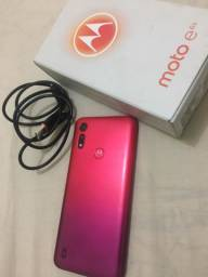 Vendo celular Motorola moto E6 plus