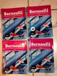 Livros usados Bernoulli