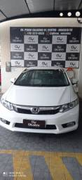 Honda Civic aut 2.0 LXR flex