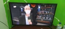 Tv Samsung 32 polegadas não é smart