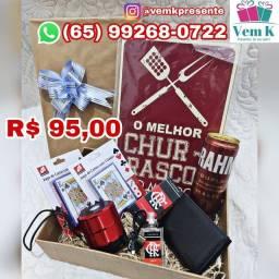 Super Kit Presente Flamengo