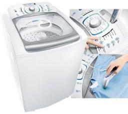 Maquina de Lavar Electrolux 15kg Touch Ultra Clean *LEIA A DESCRIÇÃO*