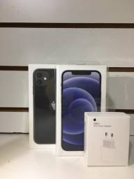 Iphone 12 com cabo USB Apple