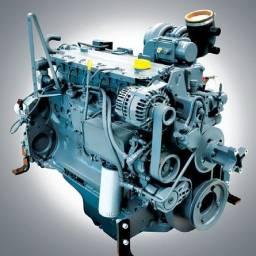 Vende-se peças de motor de Escavadeira LG6225E