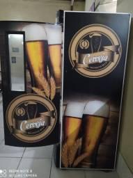 Cervejeira personalizada