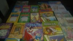 Coleção de revistinhas histórias bíblicas
