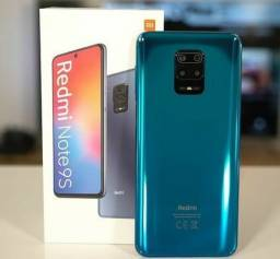 Redmi note 9s novo 4GB Ram/128GB