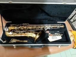 Saxofone tenor weril master sênior