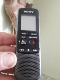 Gravador portátil Sony
