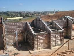 Título do anúncio: Forma metálica para construção de casas em paredes de concreto