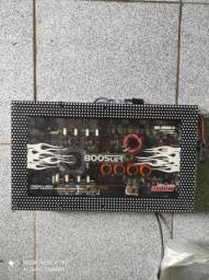 Modulo 3000w para carro , com ventilador próprio para ventilar para não esquentar !