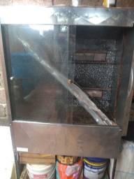 Máquina de frango assado R$1000