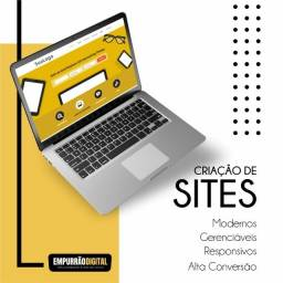 Criação de Sites - Gestão de Marketing Digital