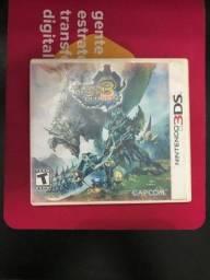 Título do anúncio: Monster Hunter3 ultimate Nintendo 3DS