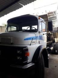 Caminhão 1517 ano 86 truck caçamba