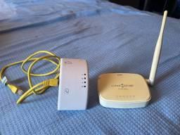 2 repetidor 1 roteador wifi