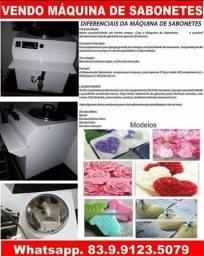 Máquina de sabonete