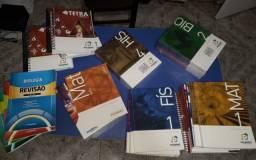 Coleção completa Pré-Vestibular da Poliedro