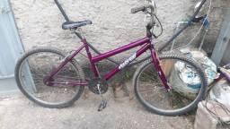 Bicicleta aro 26 sem marcha quebra galho