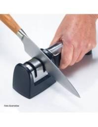 Afiador de facas Profissional 2 em 1 FRETE GRÁTIS