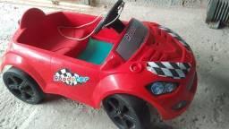Mine carro a pedal