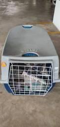 Caixa para transporte de cachorro!!!