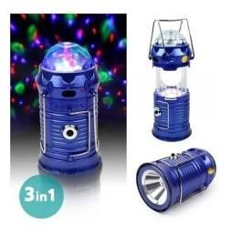 Título do anúncio: Lampião c/luz de festa *por apenas R$44,99*?
