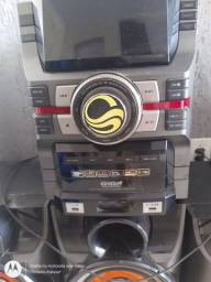 Aparelho de Som Samsung Giga Sound Pro