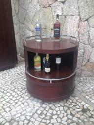 Sensacional Bar cilíndrico