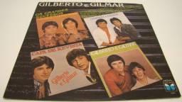 LP Vinil - Gilberto e Gilmar - Os Grandes Sucessos / ano: 1987 - 14 musicas