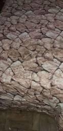 60 reais Forro super grande de pedras realistss,3d